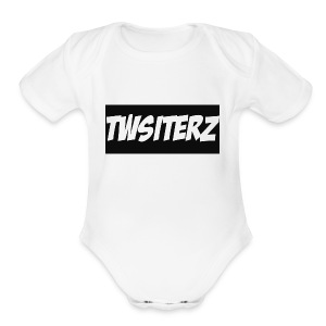 Twisterzz Stores - Short Sleeve Baby Bodysuit
