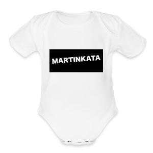 my shirt - Short Sleeve Baby Bodysuit