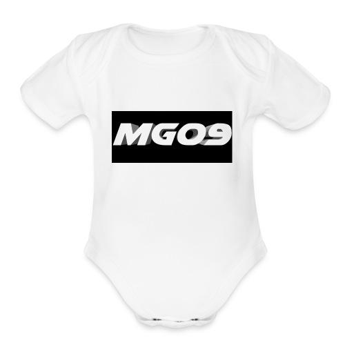 MGYT - Organic Short Sleeve Baby Bodysuit