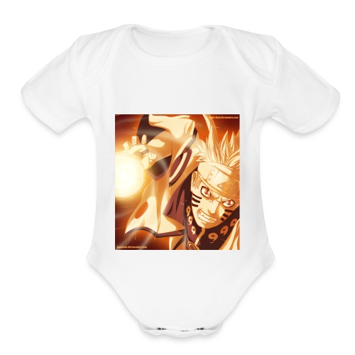 kyuubi mode by agito lind d5cacfc - Organic Short Sleeve Baby Bodysuit