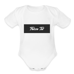 Falcon TNT Official Merch - Short Sleeve Baby Bodysuit