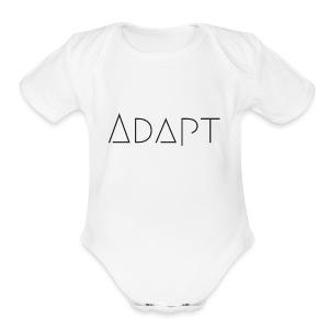 Adapt Merch - Short Sleeve Baby Bodysuit