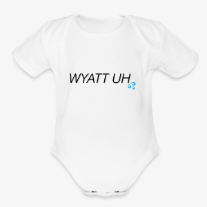 Wyatt Uh - Short Sleeve Baby Bodysuit