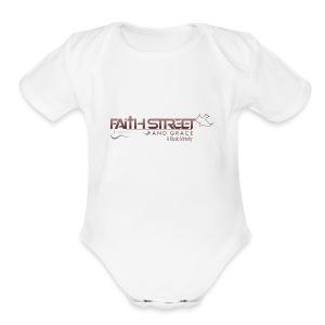 Original - Short Sleeve Baby Bodysuit