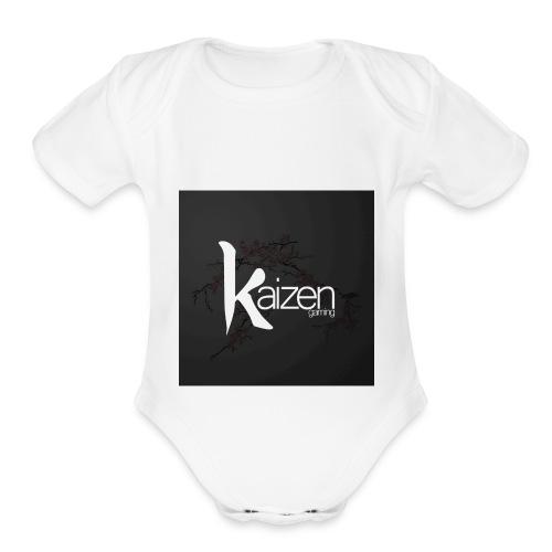 IMG_0052 - Organic Short Sleeve Baby Bodysuit
