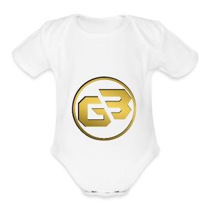Premium Design - Short Sleeve Baby Bodysuit