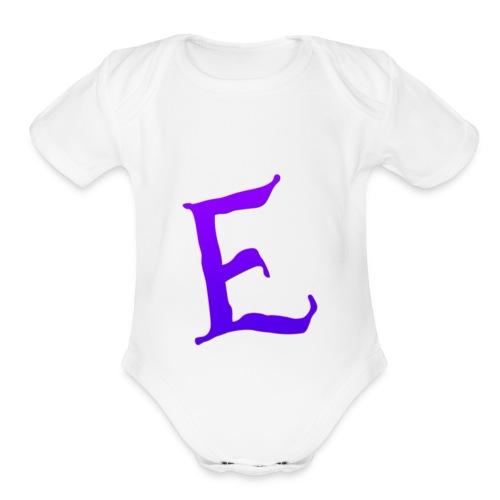 Enderstore USA - Organic Short Sleeve Baby Bodysuit