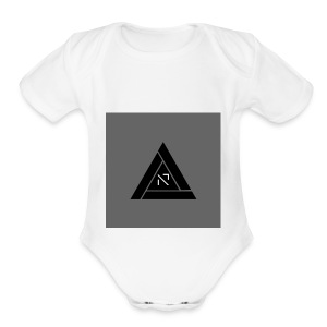 Logo - Short Sleeve Baby Bodysuit