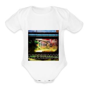 Sabine Street - Short Sleeve Baby Bodysuit