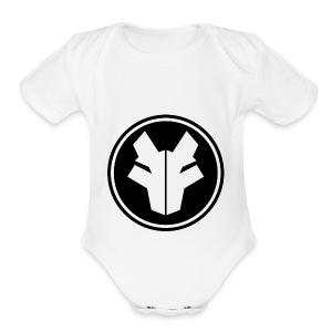 YBK - Short Sleeve Baby Bodysuit