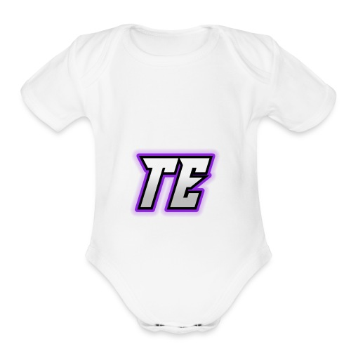 Team Eternal - Organic Short Sleeve Baby Bodysuit