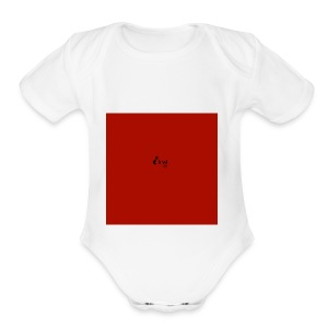 CBW Merch - Short Sleeve Baby Bodysuit