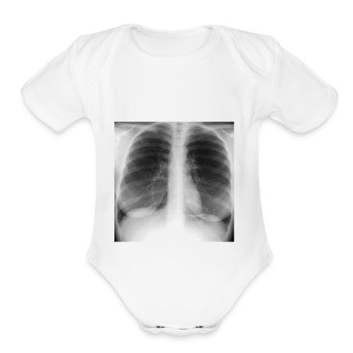 images1 - Organic Short Sleeve Baby Bodysuit