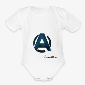 Assaultbro - Short Sleeve Baby Bodysuit