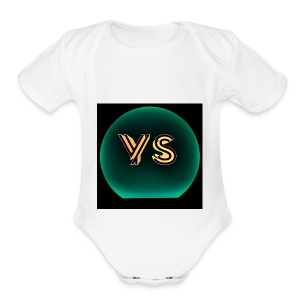 Young savage sweat shirts - Short Sleeve Baby Bodysuit