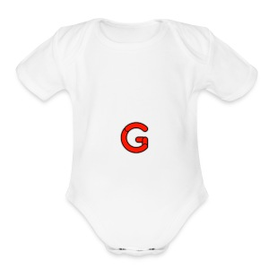 20170526 192123 - Short Sleeve Baby Bodysuit