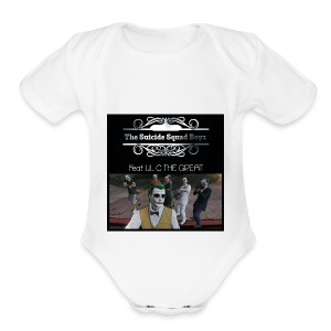 Suicide Squad Boyz crew t shirt with crew pic - Short Sleeve Baby Bodysuit