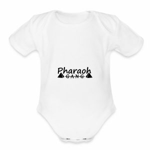 Pharaoh Gang - Short Sleeve Baby Bodysuit