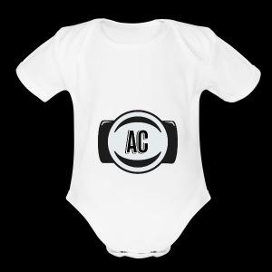 Me - Short Sleeve Baby Bodysuit