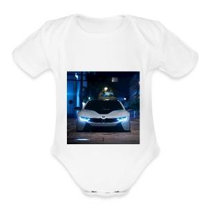 Lee 88 - Short Sleeve Baby Bodysuit