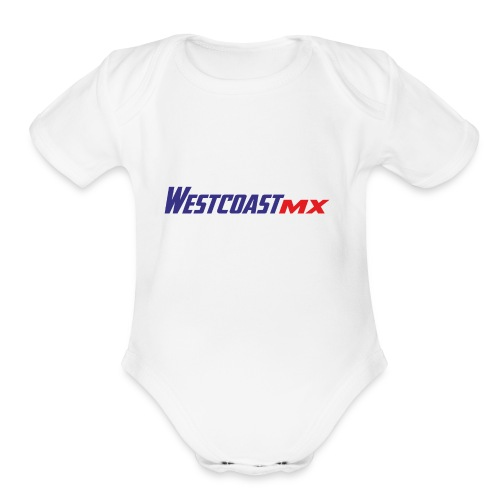 image2 - Organic Short Sleeve Baby Bodysuit