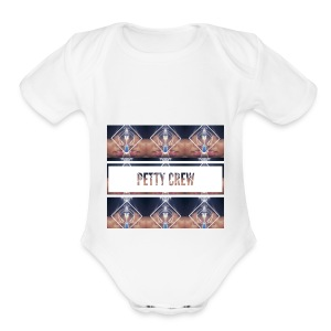 IMG_4685 - Short Sleeve Baby Bodysuit
