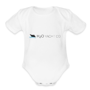 H2O Yacht Co. - Short Sleeve Baby Bodysuit