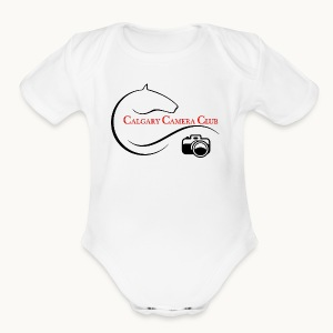 Calgary Camera Club - Carolyn Sandstrom - Short Sleeve Baby Bodysuit