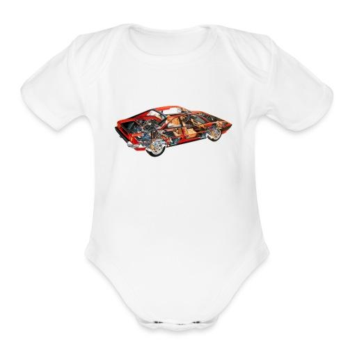 FullSizeRender mondial - Organic Short Sleeve Baby Bodysuit