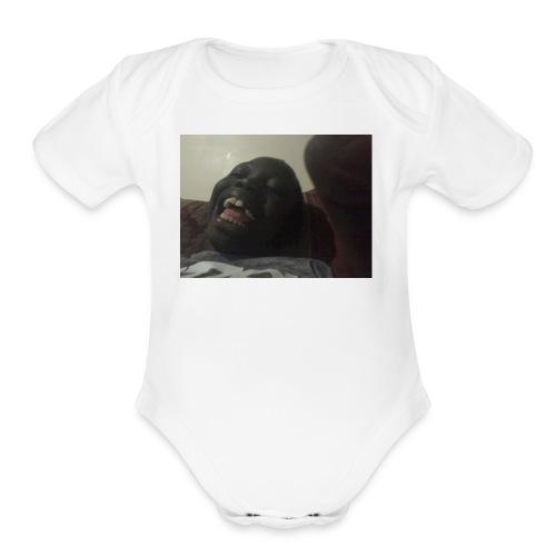 Wani - Organic Short Sleeve Baby Bodysuit