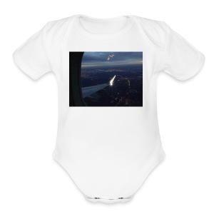 Planes - Short Sleeve Baby Bodysuit