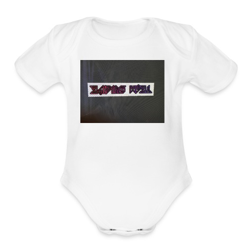 Team - Organic Short Sleeve Baby Bodysuit