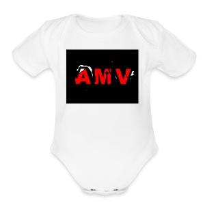 AMV - Short Sleeve Baby Bodysuit