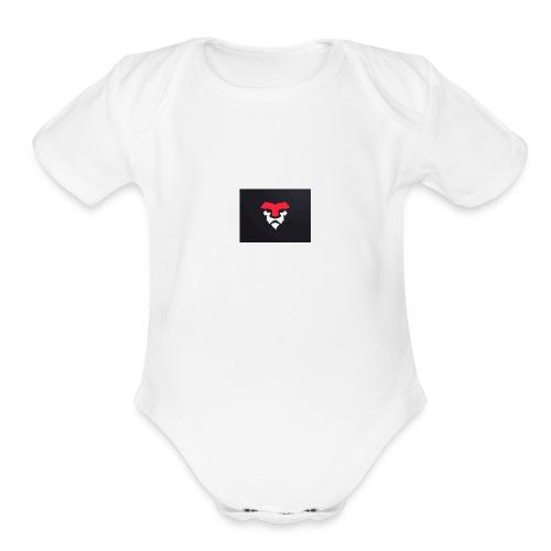 FaZe Temperee Hoodie For cheap! - Organic Short Sleeve Baby Bodysuit