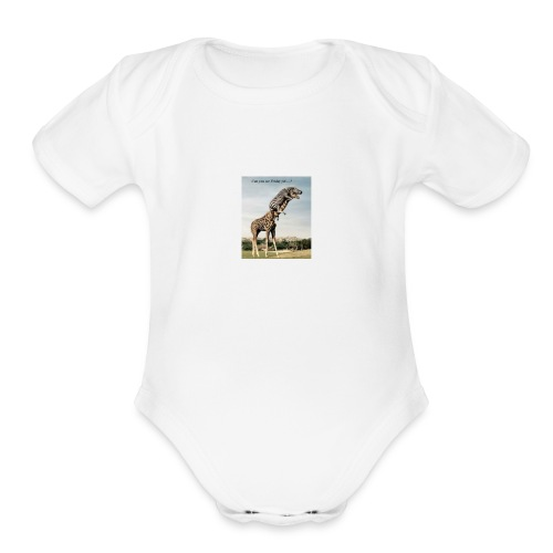 Can you see Friday yet? - Organic Short Sleeve Baby Bodysuit