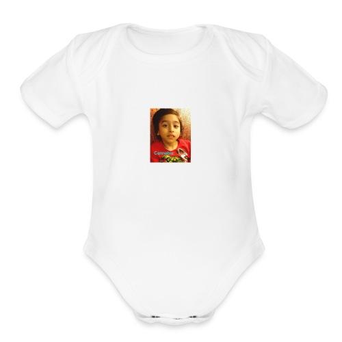 18698253 1953340098222251 4015103635294553682 n - Organic Short Sleeve Baby Bodysuit