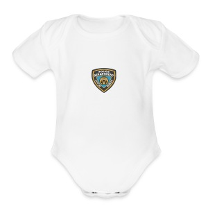 SNIPER - Short Sleeve Baby Bodysuit