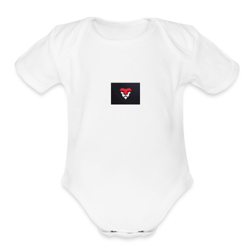 FaZe Temperee Hoodie For cheap! - Organic Short Sleeve Baby Bodysuit