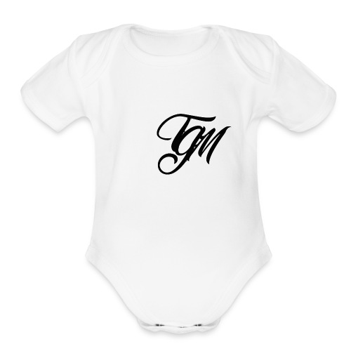 TheGamingMoon - Organic Short Sleeve Baby Bodysuit
