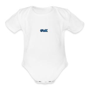 Gkw Best first - Short Sleeve Baby Bodysuit