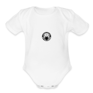 Anonymous Plain T-Shirt - Short Sleeve Baby Bodysuit