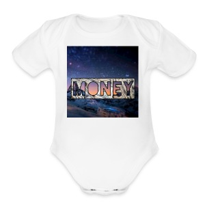 Kzk Y - Short Sleeve Baby Bodysuit