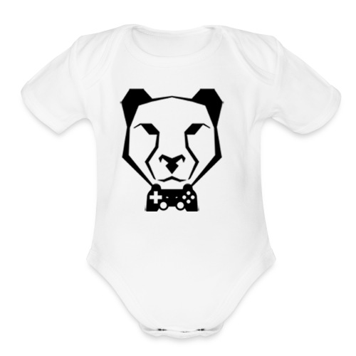 CherifGamer Clothes - Organic Short Sleeve Baby Bodysuit