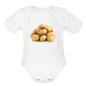 A0E46D0D 683B 4B22 B077 E31CC431E983 - Short Sleeve Baby Bodysuit