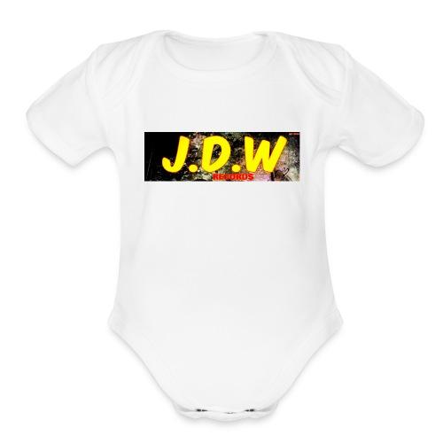 JW jpg jpg - Organic Short Sleeve Baby Bodysuit