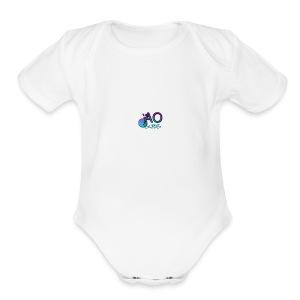 AOSUBS - Short Sleeve Baby Bodysuit