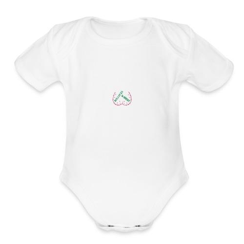 bollockstobrexit - Organic Short Sleeve Baby Bodysuit