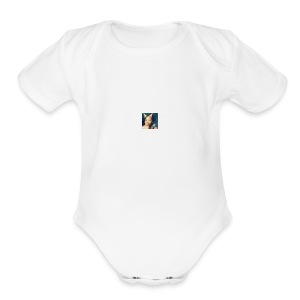 photo 1 NANA - Short Sleeve Baby Bodysuit