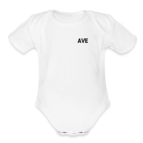 Ave/ItsTCK Merch - Organic Short Sleeve Baby Bodysuit