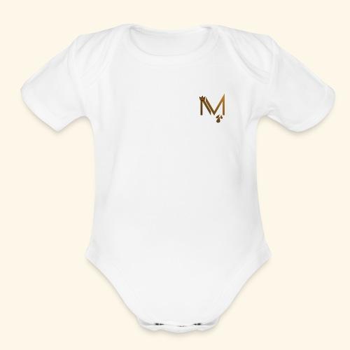 Melanin Mayhem - Organic Short Sleeve Baby Bodysuit